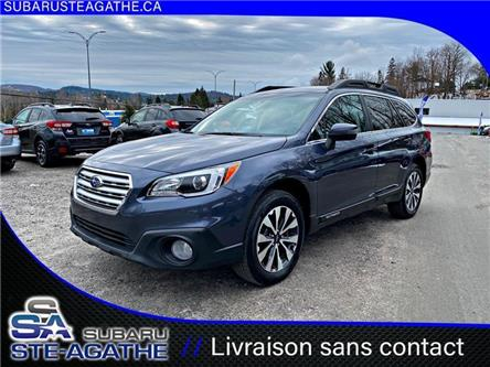 2017 Subaru Outback 2.5i Limited (Stk: A3235) in Sainte-Agathe-des-Monts - Image 1 of 22