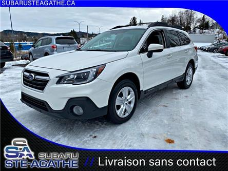 2018 Subaru Outback 2.5i (Stk: A3278) in Sainte-Agathe-des-Monts - Image 1 of 18
