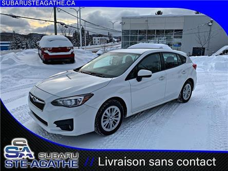 2017 Subaru Impreza Touring (Stk: A3318) in Sainte-Agathe-des-Monts - Image 1 of 16