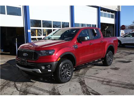 2021 Ford Ranger  (Stk: 2100560) in Ottawa - Image 1 of 8