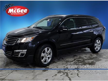 2017 Chevrolet Traverse Premier (Stk: 21076A) in Peterborough - Image 1 of 19