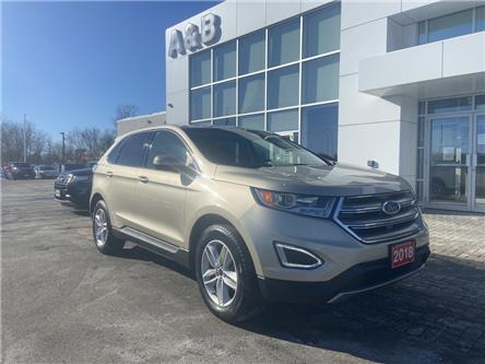 2018 Ford Edge SEL (Stk: 20486A) in Perth - Image 1 of 15