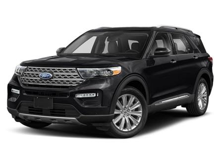 2021 Ford Explorer XLT (Stk: EX21-44471) in Burlington - Image 1 of 9