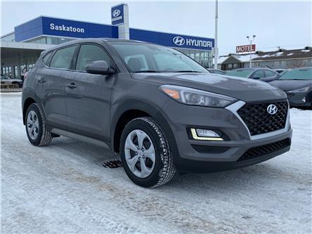 2021 Hyundai Tucson Preferred (Stk: 50191) in Saskatoon - Image 1 of 11
