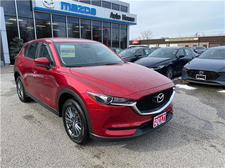 2017 Mazda CX-5 GS (Stk: M4560) in Sarnia - Image 1 of 10