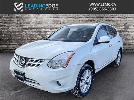 2012 Nissan Rogue SV (Stk: 18698) in King - Image 1 of 14