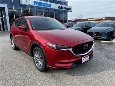 2020 Mazda CX-5 GT w/Turbo (Stk: M4265) in Sarnia - Image 1 of 10
