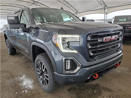 2021 GMC Sierra 1500 AT4 (Stk: 188856) in AIRDRIE - Image 1 of 35