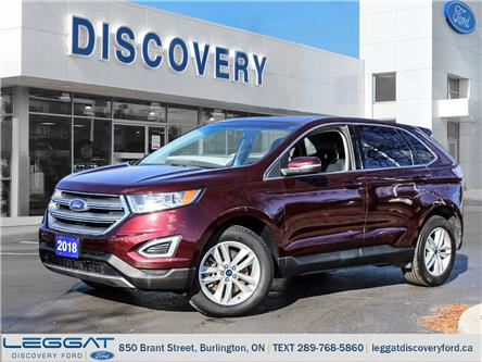 2018 Ford Edge SEL (Stk: 18-82510-L) in Burlington - Image 1 of 21