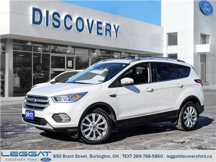 2017 Ford Escape Titanium (Stk: 17-81118-L) in Burlington - Image 1 of 30