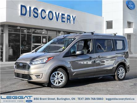 2021 Ford Transit Connect XLT (Stk: TC21-85160) in Burlington - Image 1 of 20