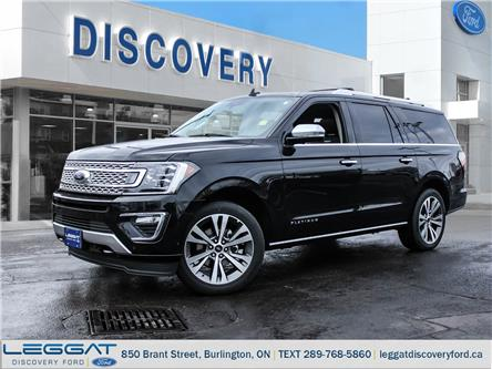 2020 Ford Expedition Max Platinum (Stk: EP20-90669) in Burlington - Image 1 of 26
