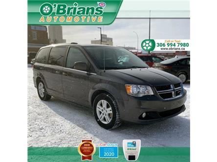2018 Dodge Grand Caravan Crew (Stk: 13873B) in Saskatoon - Image 1 of 17