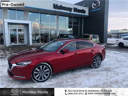 2018 Mazda MAZDA6 GT (Stk: M21169A) in Saskatoon - Image 1 of 18