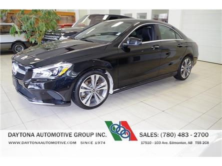 2018 Mercedes-Benz CLA 250 Base (Stk: 8906) in Edmonton - Image 1 of 21