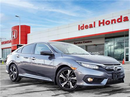2018 Honda Civic Touring (Stk: I200972A) in Mississauga - Image 1 of 30