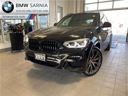 2021 BMW X3 xDrive30i (Stk: BF2133) in Sarnia - Image 1 of 20