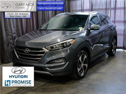 2016 Hyundai Tucson PREMIUM W/HSW (Stk: 1EL2173A) in Red Deer - Image 1 of 24