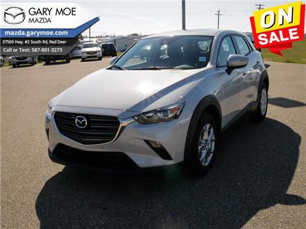 2020 Mazda CX-3 GS (Stk: 0C39789) in Red Deer - Image 1 of 15