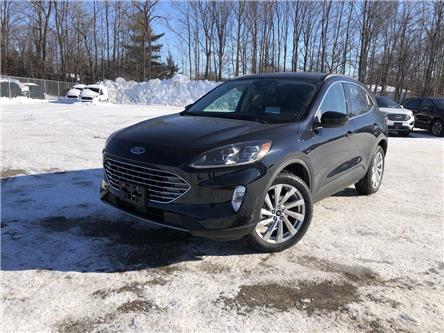 2021 Ford Escape Titanium Hybrid (Stk: ES21102) in Barrie - Image 1 of 16