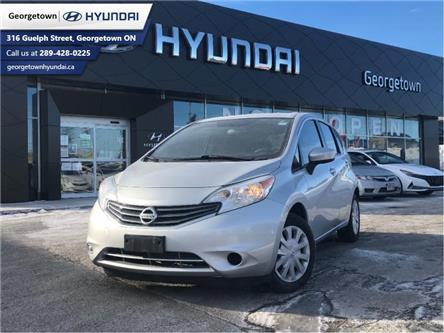 2015 Nissan Versa  (Stk: USA) in Georgetown - Image 1 of 21