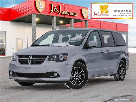 2019 Dodge Grand Caravan GT (Stk: J2071) in Brandon - Image 1 of 27