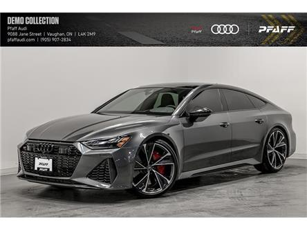2021 Audi RS 7 4.0T (Stk: T18926) in Vaughan - Image 1 of 21