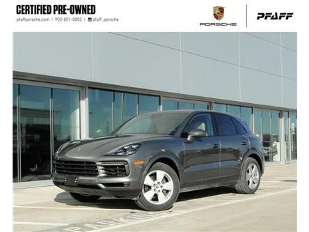 2019 Porsche Cayenne  (Stk: P16204A) in Vaughan - Image 1 of 21