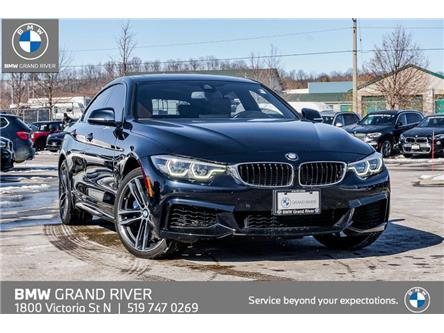 2018 BMW 440i xDrive Gran Coupe (Stk: PW5781) in Kitchener - Image 1 of 25