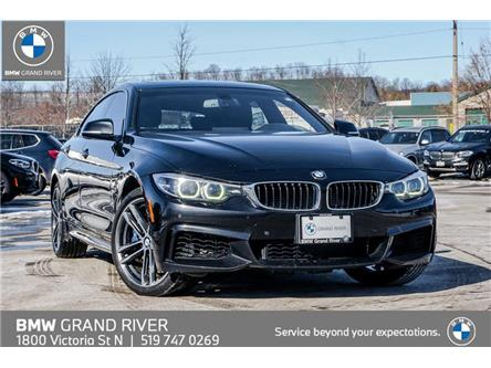 2018 BMW 440i xDrive Gran Coupe (Stk: PW5782) in Kitchener - Image 1 of 24