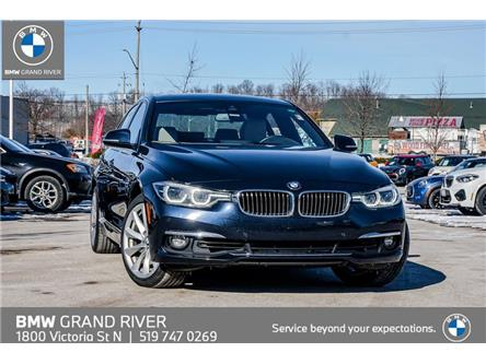 2017 BMW 330i xDrive (Stk: PW5796) in Kitchener - Image 1 of 22