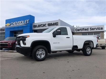 2020 Chevrolet Silverado 2500HD Work Truck (Stk: 0B133A) in Blenheim - Image 1 of 17