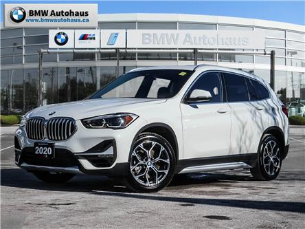 2020 BMW X1 xDrive28i (Stk: P10128) in Thornhill - Image 1 of 38