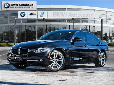 2018 BMW 330i xDrive (Stk: P10134) in Thornhill - Image 1 of 32