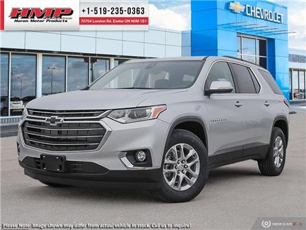 2021 Chevrolet Traverse LT Cloth (Stk: 89853) in Exeter - Image 1 of 22