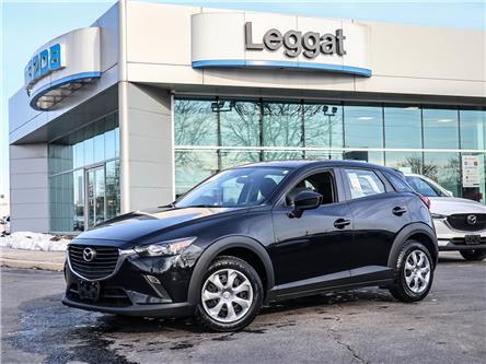 2017 Mazda CX-3 GX (Stk: 219579A) in Burlington - Image 1 of 20