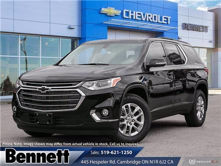 2021 Chevrolet Traverse LT True North (Stk: 210455) in Cambridge - Image 1 of 19