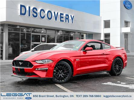 2021 Ford Mustang GT Premium (Stk: MU21-04503) in Burlington - Image 1 of 24