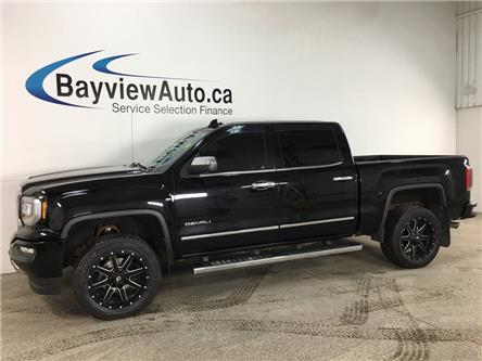 2017 GMC Sierra 1500 Denali (Stk: 37606W) in Belleville - Image 1 of 30