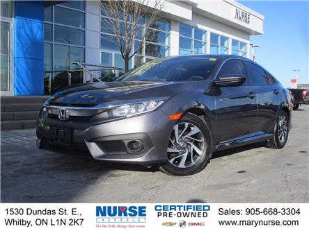 2018 Honda Civic EX (Stk: 10X477) in Whitby - Image 1 of 25