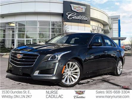 2015 Cadillac CTS 3.6L Performance (Stk: 21K026A) in Whitby - Image 1 of 26