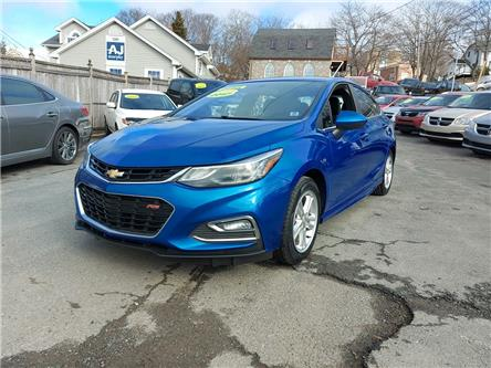 2017 Chevrolet Cruze LT Manual (Stk: ) in Dartmouth - Image 1 of 16