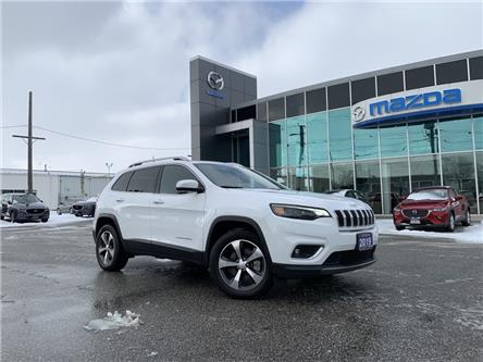 2019 Jeep Cherokee Limited (Stk: UM2536) in Chatham - Image 1 of 23