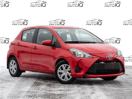 2019 Toyota Yaris LE (Stk: 3937) in Welland - Image 1 of 21