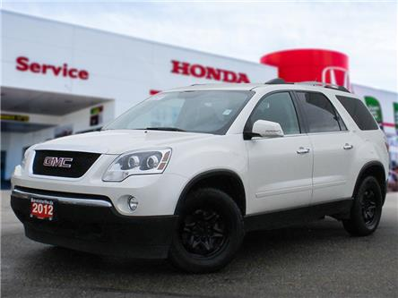 2012 GMC Acadia SLT (Stk: P21-022) in Vernon - Image 1 of 20