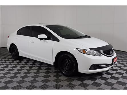 2014 Honda Civic EX (Stk: U-0709) in Huntsville - Image 1 of 32