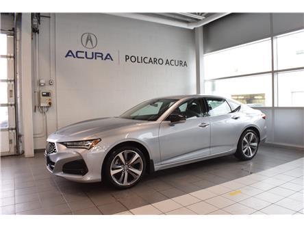 2021 Acura TLX Platinum Elite (Stk: M802010) in Brampton - Image 1 of 24