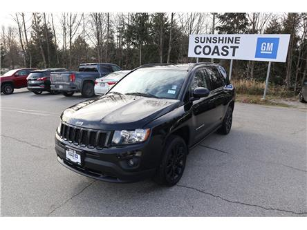 2012 Jeep Compass Sport/North (Stk: YK264647A) in Sechelt - Image 1 of 17
