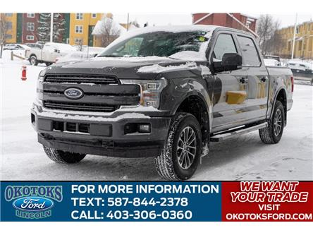 2018 Ford F-150 Lariat (Stk: B84061A) in Okotoks - Image 1 of 27