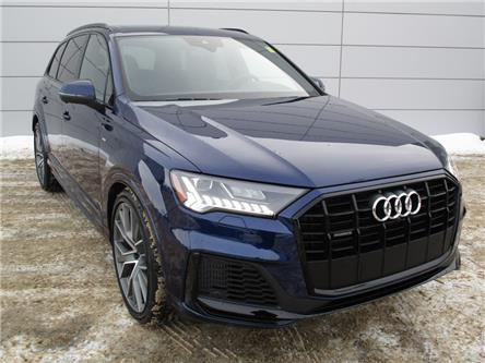 2021 Audi Q7 55 Technik (Stk: 210124) in Regina - Image 1 of 22